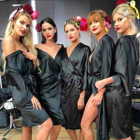 Marina Ruy Barbosa, Bruna Marquezine e outras famosas - Reprodução/Instagram