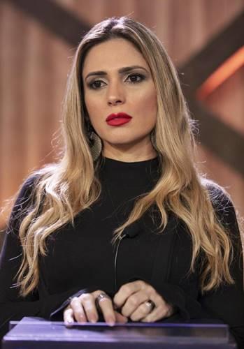 Nadja Pessoa (Edu Moraes/Record TV)