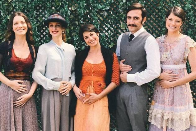 Nathalia Dill - Laila Zaid, Chandelly Braz, Pedro Henrique , Agatha Moreira