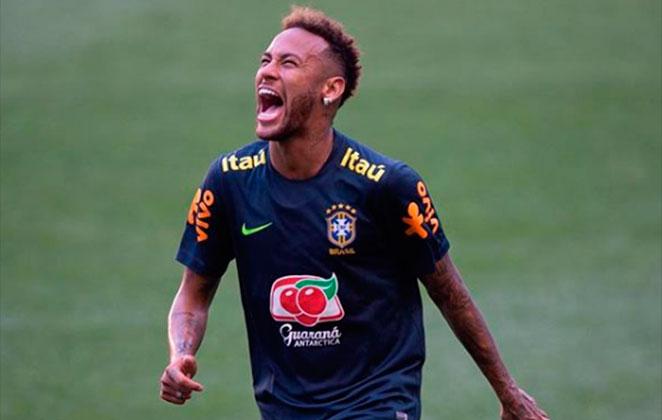 Neymar no PSG - Reprodução/Instagram