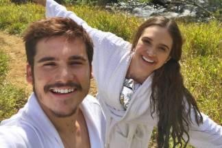 Nicolas Prattes e Juliana Paiva/Instagram