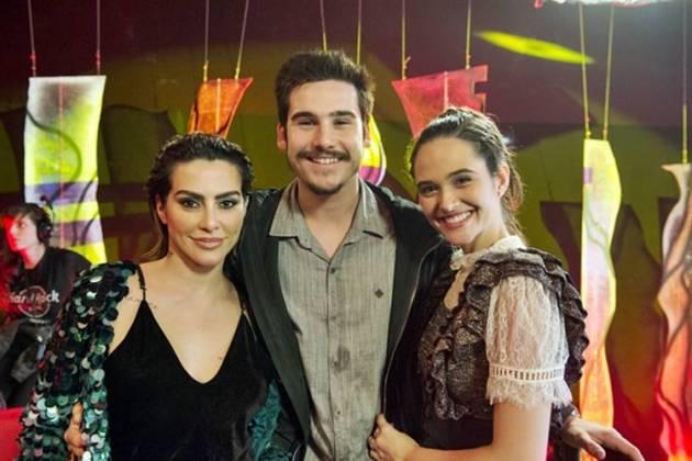 O Tempo Não Para - Betina - Samuca e Marocas (Globo/Estevam Avellar)