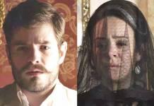 Orgulho e Paixão - Camilo descobre segredo de Julieta (Reprodução/TV Globo)