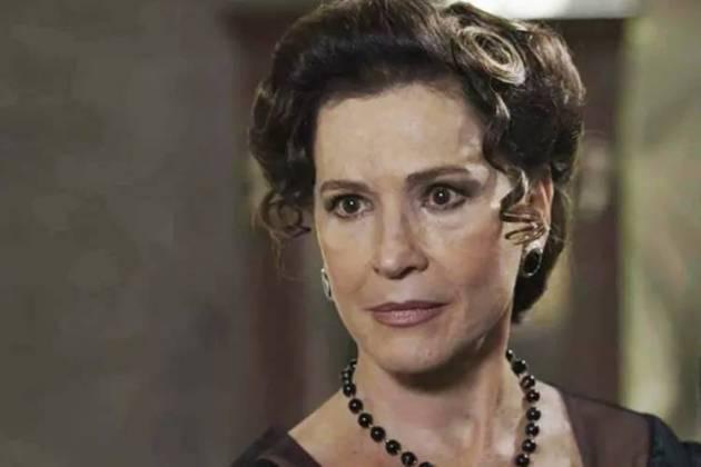Orgulho e Paixão - Lady Margareth presa (Reprodução/TV Globo)