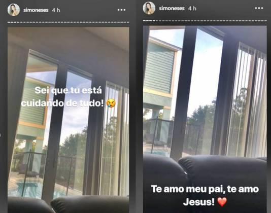 Post - Simone/Instagram