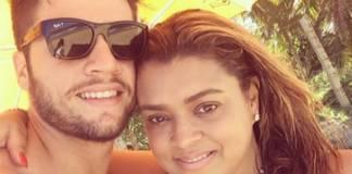 Rodrigo Godoy e Preta Gil - Reprodução/Instagram