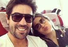 Sandro Pedroso e Jéssica Costa - Reprodução/Instagram
