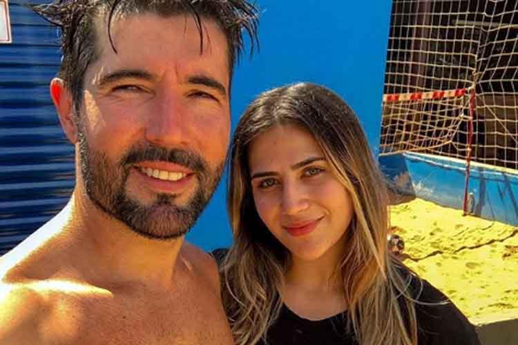 Jéssica Costa, filha do cantor Leonardo é surpreendida com pedido de Sandro Pedroso