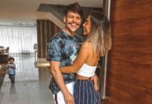 Saulo Poncio e Gabi Brandt/Instagram