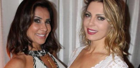 Scheila Carvalho e Sheila Mello - Reprodução/Instagram