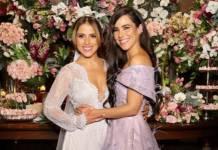 Wanessa e Camilla Camargo/Instagram