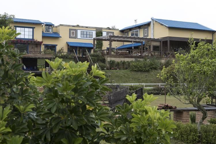 Sede de A Fazenda (Edu Moraes/Record TV)