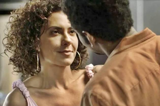 Segundo Sol - Cacau e Roberval (Reprodução/TV Globo)