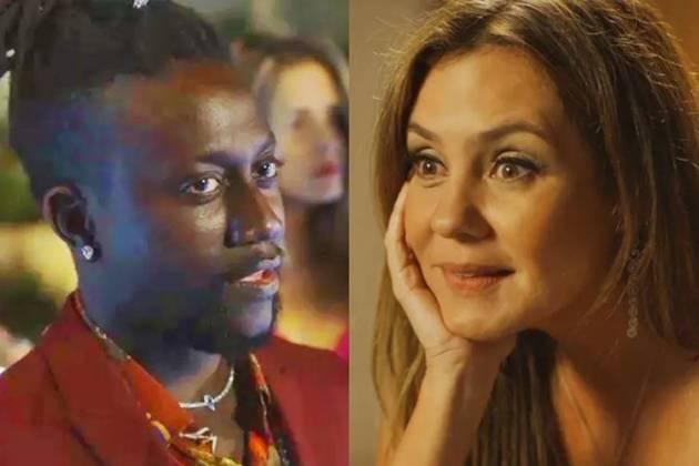 Segundo Sol - Dominick e Laureta (Reprodução/TV Globo)