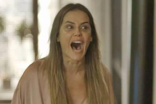 Segundo Sol - Karola descontrolada (Reprodução/TV Globo)