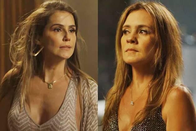 Segundo Sol - Karola e Laureta saem no tapa (Reprodução/TV Globo)