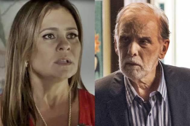 Segundo Sol - Laureta e Nestor (Globo/Estevam Avellar)