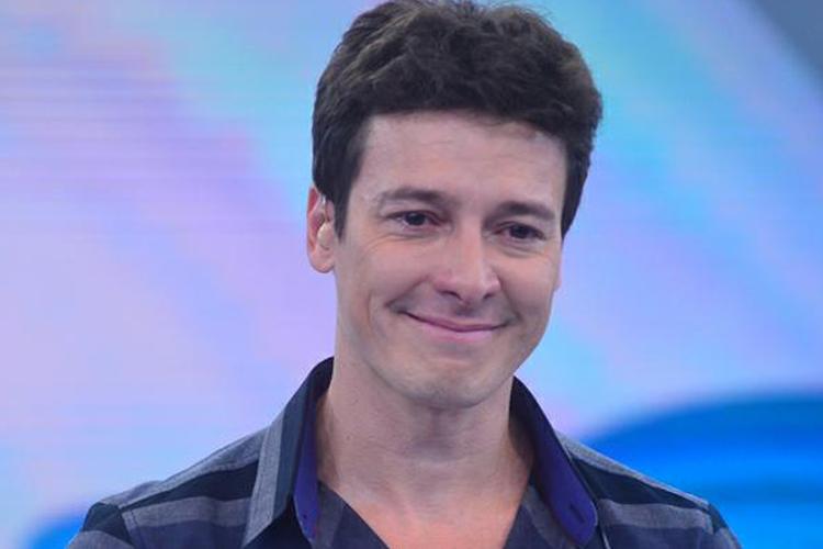 O apresentador Rodrigo Faro (Foto: Reprodução/Record)