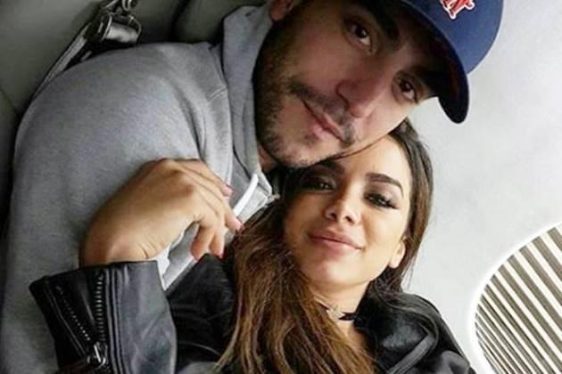 Thiago Magalhães e Anitta - Reprodução/Instagram
