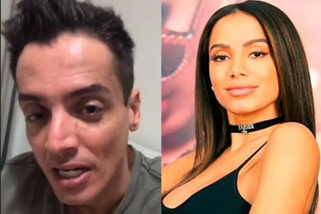 Leo Dias e Anitta - Reprodução/Instagram