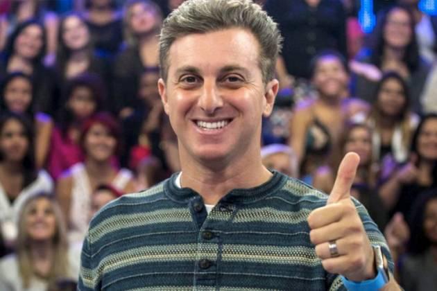 Luciano Huck - Reprodução/TV Globo