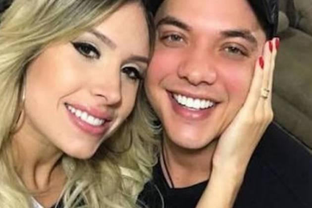 Wesley Safadão e Thyane - Reprodução/Instagram