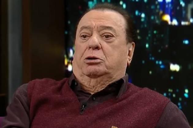 Raul Gil - Reprodução/RecordTV