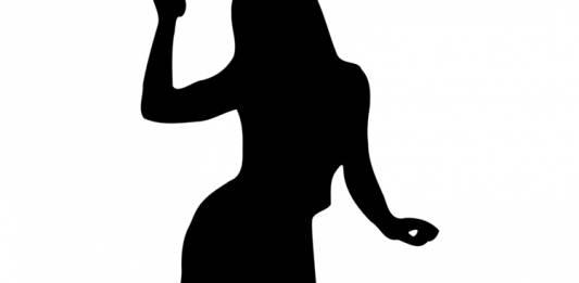 Silhueta - Mulher corpo