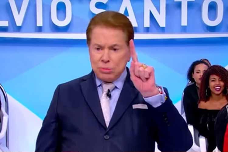 Silvio Santos defende Jose Mayer sobre assédio: 'Aqui também acontece isso'