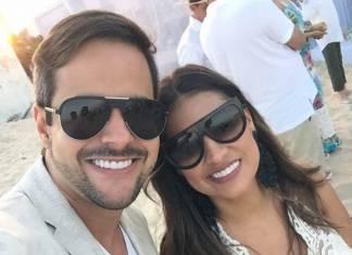 Simone e o marido (Reprodução/Instagram)