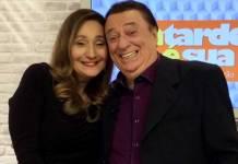 Sonia Abrão e Raul Gil - Reprodução/Instagram