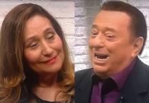 Sonia Abrão e Raul Gil (Reprodução/Rede TV)