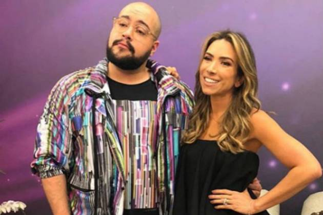 Tiago e Patricia Abravanel/Instagram