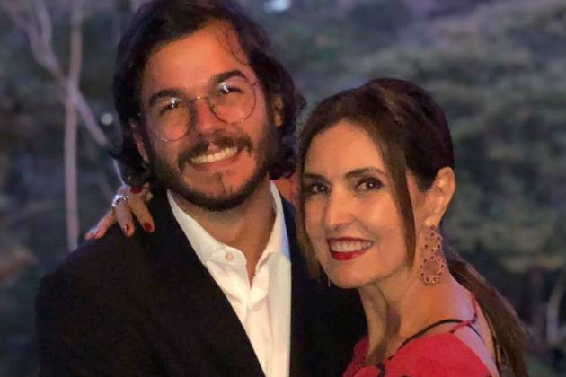 Túlio Gadêlha e Fátima Bernardes/Instagram