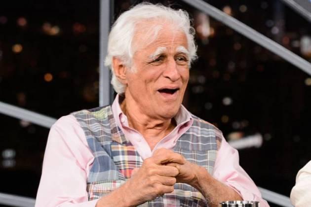 Ziraldo (Globo/Ramón Vasconcelos)
