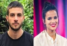 Chay Suede e Bruna Marquezine - Montagem/Área VIP