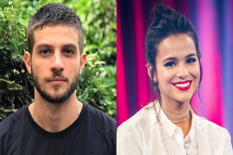 Chay Suede passa a seguir Bruna Marquezine após fim de namoro com Neymar