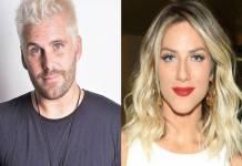 Thiago Gagliasso e Giovanna Ewbank - Montagem/Área VIP