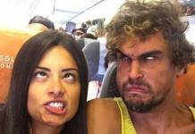 Aline Riscado e Felipe Roque - Reprodução/Instagram