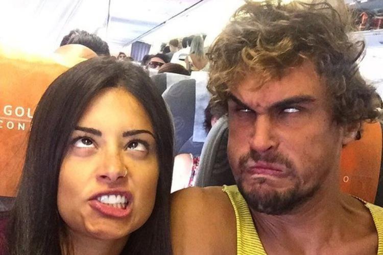 Namoro entre Aline Riscado e Felipe Roque chega ao fim