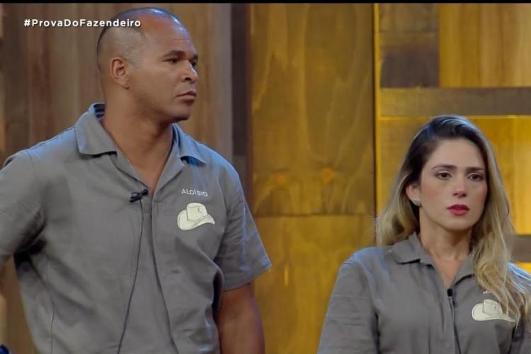 """A Fazenda 10"": Aloísio Chulapa x Nadja Pessoa, veja quem deverá ficar"