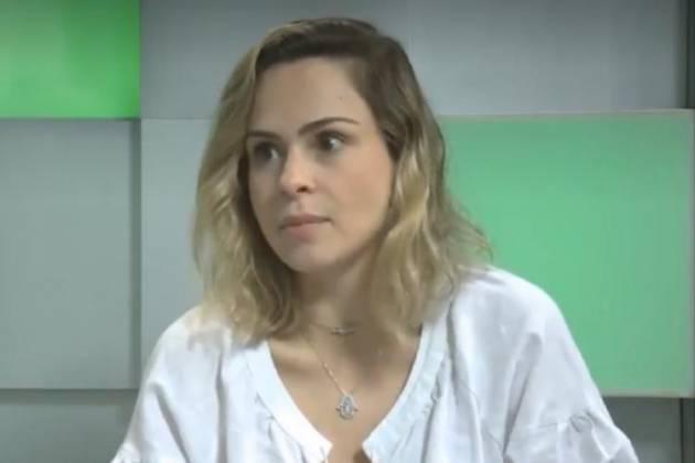 Ana Paula - Reprodução/Record TV