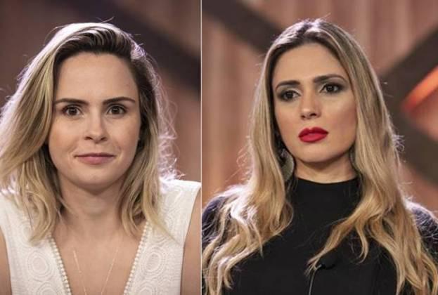 Ana Paula e Nadja - A Fazenda 10