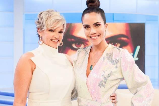 Andrea Nobrega e Dani Albuquerque ( Andrea Dallevo/RedeTV!)