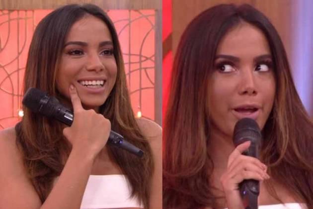 Anitta - Reprodução/TV Globo