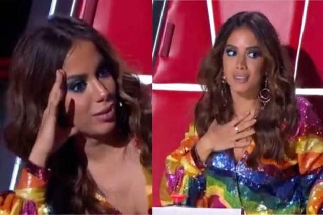 Anitta - Reprodução/Televisa