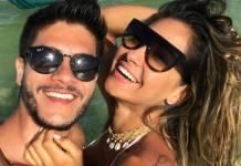 Arthur Aguiar e Mayra Cardi - Reprodução/Instagram