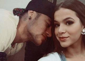 Bruna Marquezine e Neymar - Reprodução/Instagram