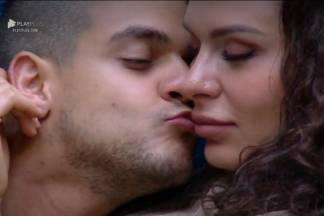 Caique e Fernanda - Reprodução/PlayPlus