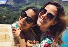 Camilla Camargo e Wanessa/Instagram